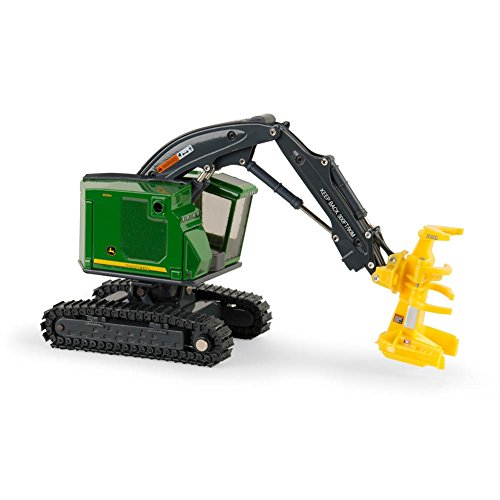 ERTL 1/50 John Deere 859M Tracked Feller Buncher Prestige Collection by 45536