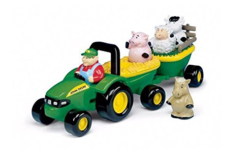 John Deere Animal Sounds Hay Ride - tractorup2