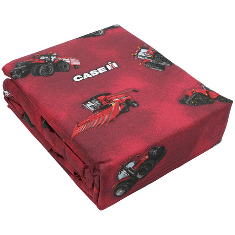 Case IH Tractor Full/Queen Sheet Set