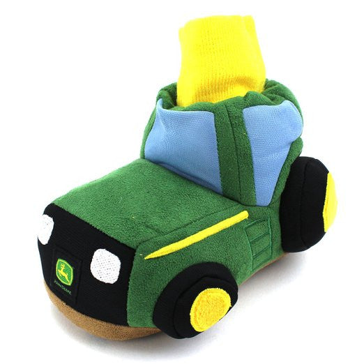 John Deere Tractor Infant and Toddler Slippers