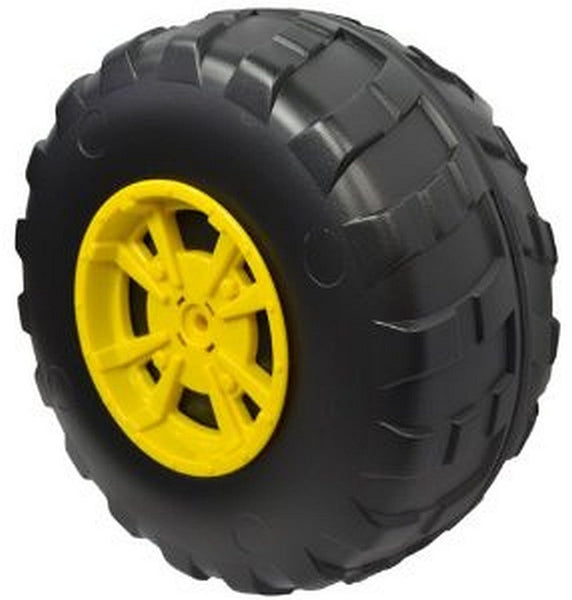 John Deere Peg Perego Ride-on Gator XUV Rear Wheels