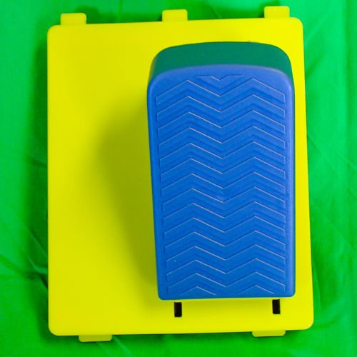 Peg Perego John Deere Gator HPX or XUV Pedal Plate Assembly with Switch