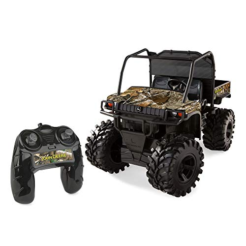 John Deere Monster Treads Realtree Camo Remote Control Gator
