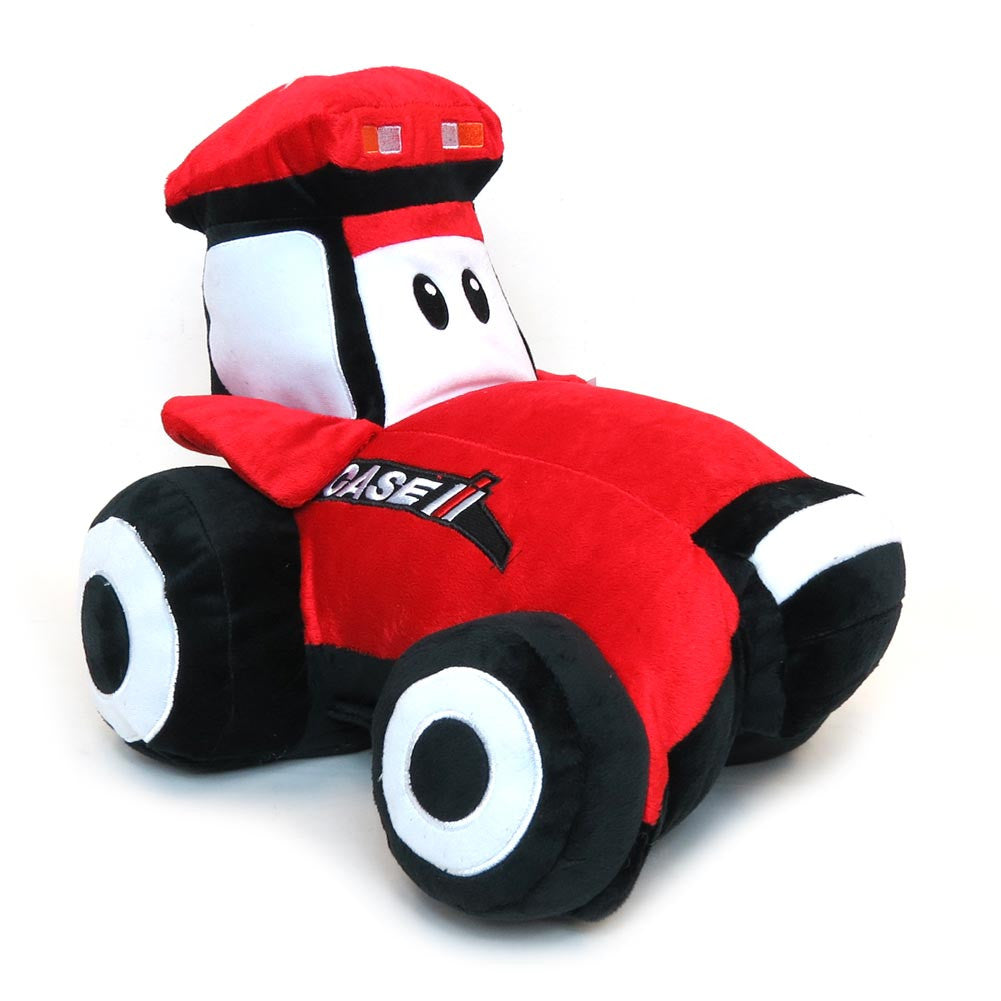 Case IH Magnum Tractor Plush Pillow - tractorup2