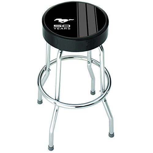 Plasticolor 004787R01 'Ford Mustang' Garage Stool
