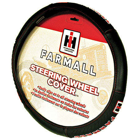 IH Farmall Steering Wheel Cover