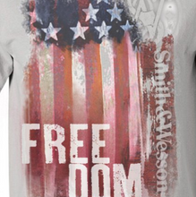 Smith & Wesson Men's Freedom Flag T-Shirt