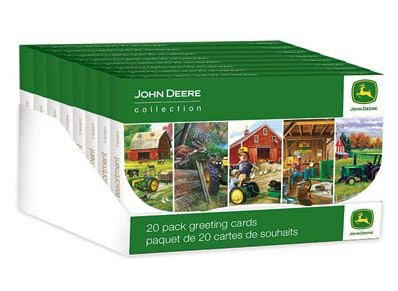 John Deere Greeting Cards