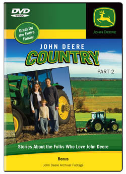 John Deere Country DVD Part 2- Stories about John Deere