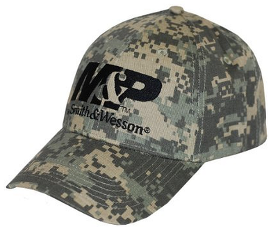 M&P by Smith & Wesson Men's Digital Camo Cap - tractorup2
