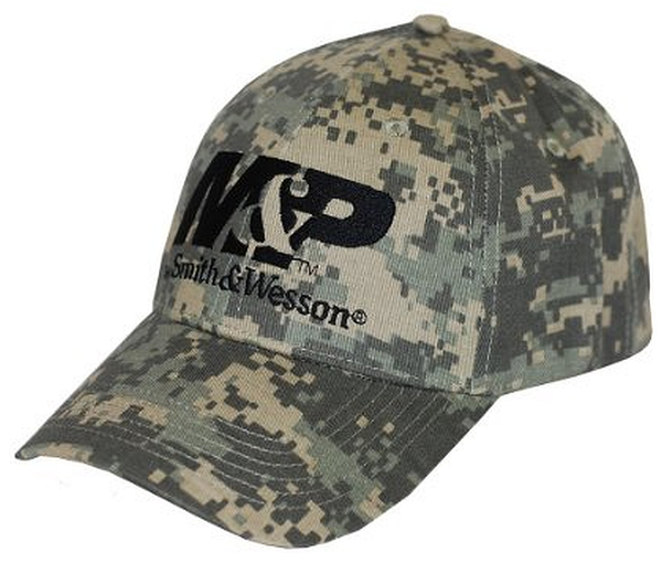 M&P by Smith & Wesson Men's Digital Camo Cap