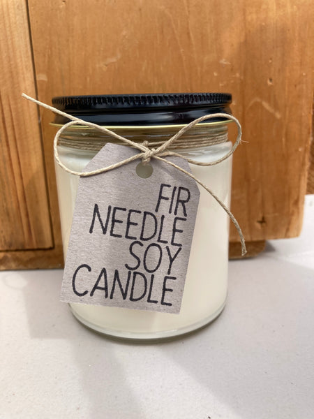 Fir Needle Soy Candle