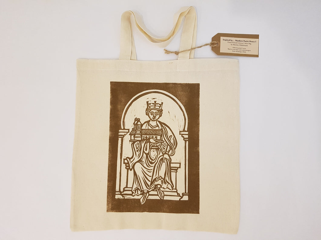 Henry I Reading Abbey bag