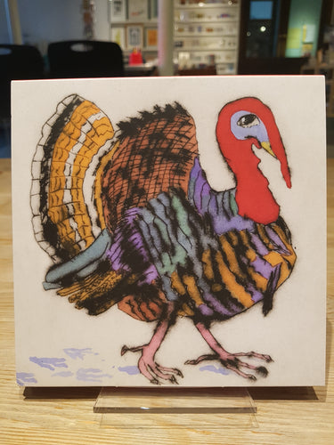 Christmas Card Pack: Turkey