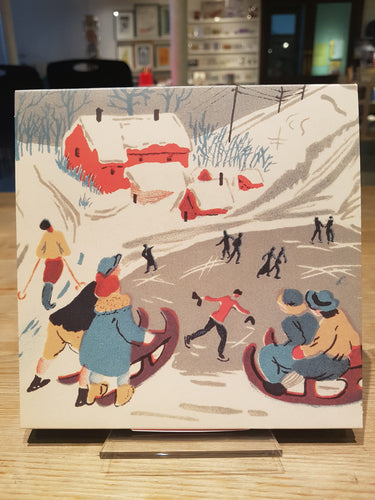Christmas Card Pack: Winter Scene