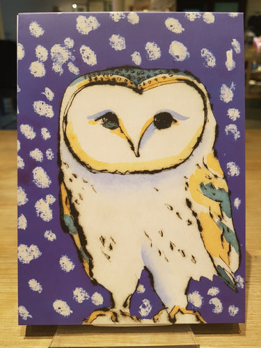 Christmas Card Pack: Owl