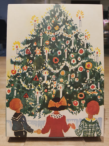 Christmas Card Pack: Christmas Tree