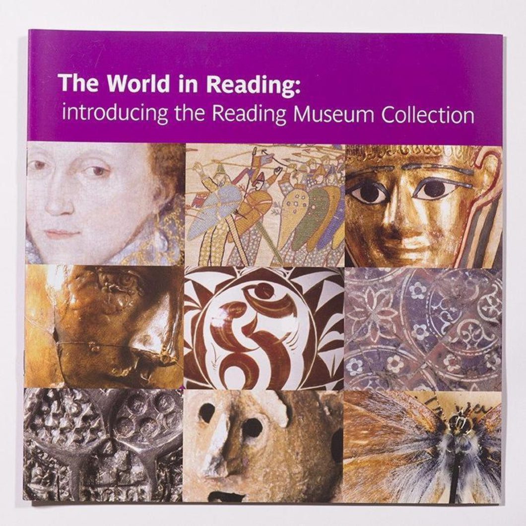 World in Reading booklet