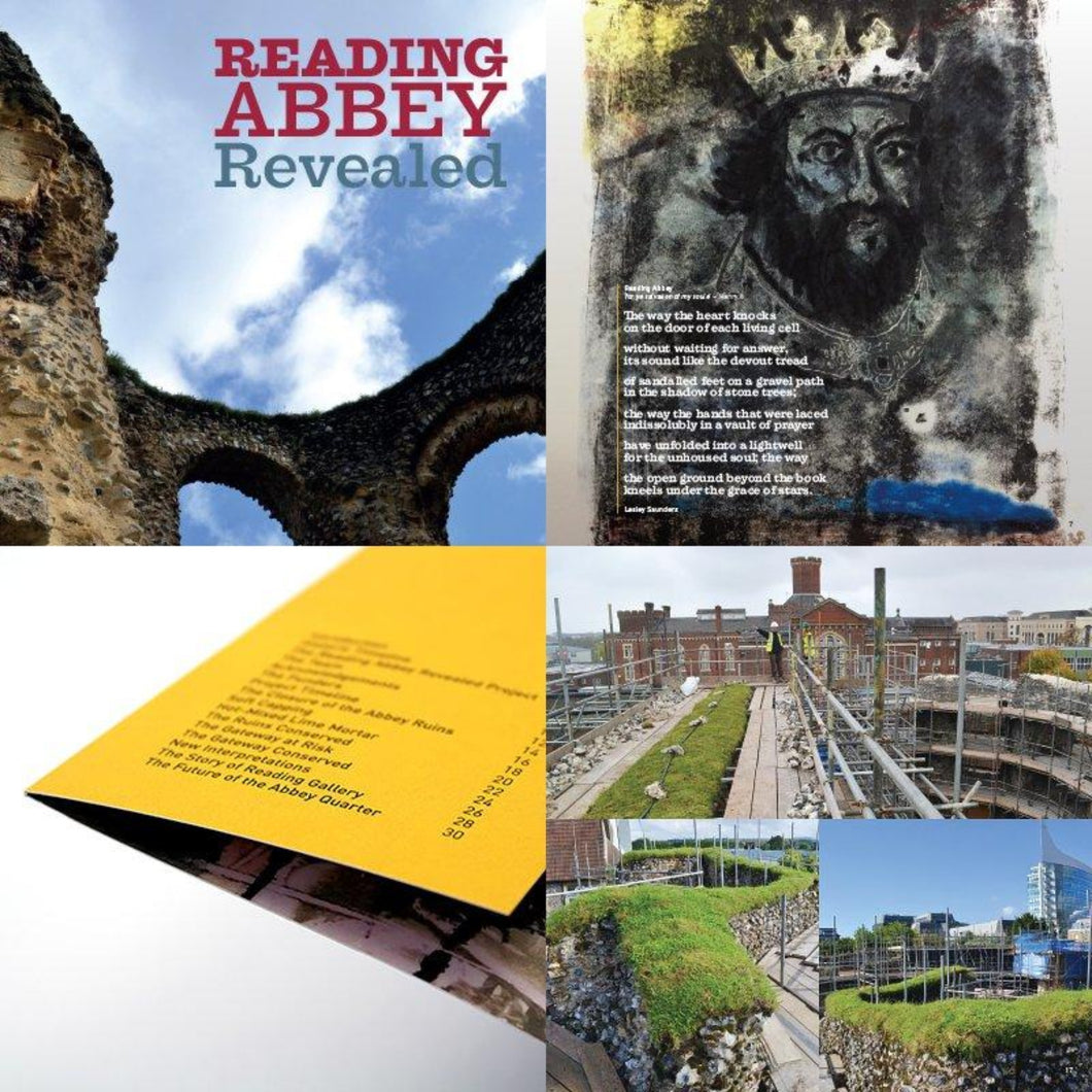 Reading Abbey Revealed Souvenir Guide