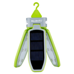 The Solar Clover - Solar Powered Portable Collapsible LED Light