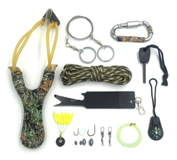 TRAVERSE The Slingshot 12-in-1 Survival Kit
