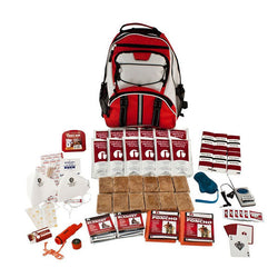 (2-Person) Premium Survival Kit & Bug Out Bag Mk1