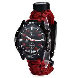 FOX 6-in-1 Outdoor Survival Watch