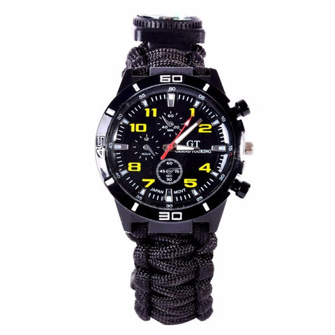 TRAVERSE Rugged Outdoor Survival Watch (5 functions)