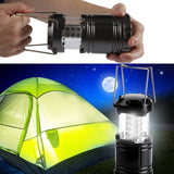 Ultra Bright Collapsible LED Lantern