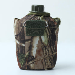 TRAVERSE Camo Water Bottle