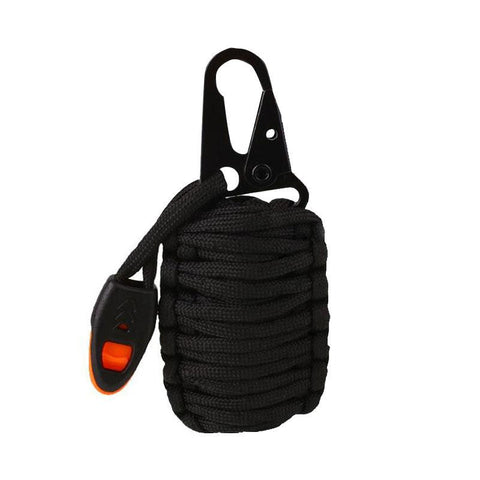 FOX Paracord Emergency Survival Kit Pod (14-in-1 )