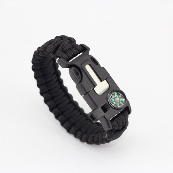 FOX Emergency Paracord Survival Bracelet