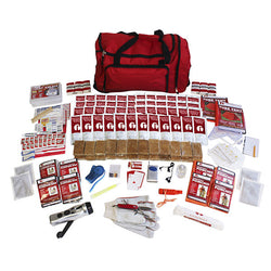 (4-Person) Premium Survival Kit & Bug Out Bag Mk3