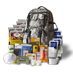 Survival Kit Backpack with 5 Days of Survival Supplies