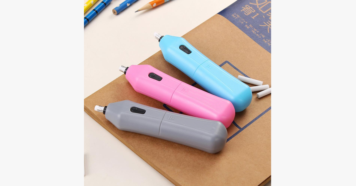 Electric Eraser For Artists/illustrators/Designers
