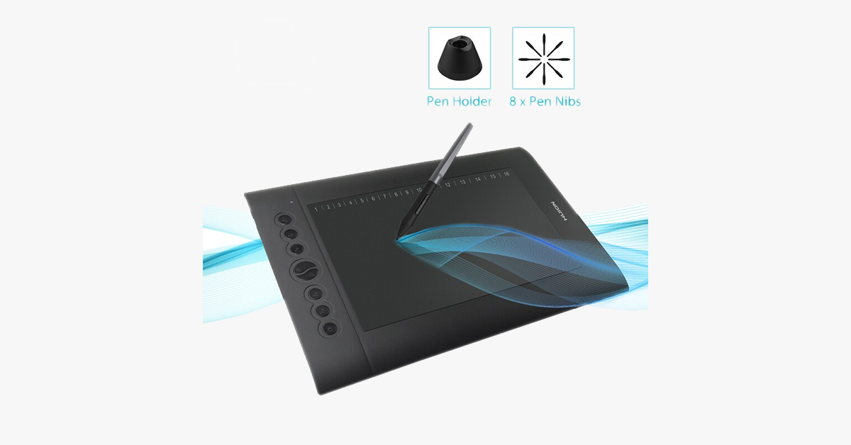 Graphics Drawing Pen Tablet