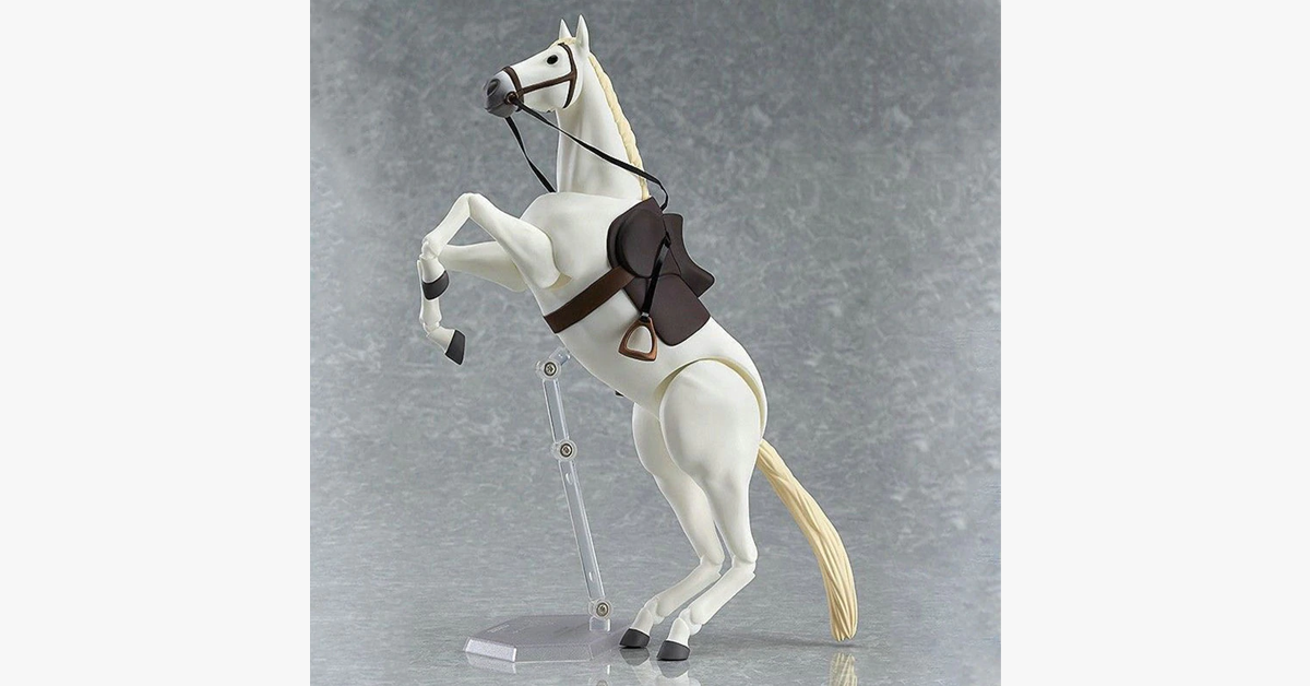 Body-Kun - Horse Figure