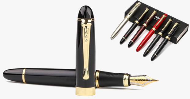 Smart Nib Calligraphy Fountain Pen