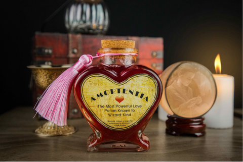 Amortentia love potion Harry Potter