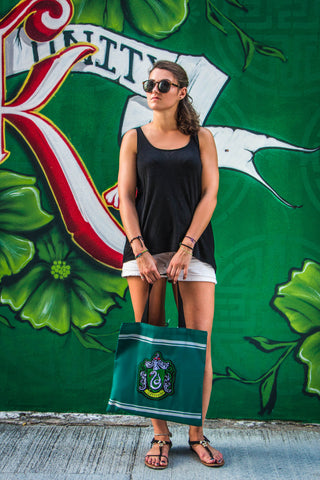 tote bag slytherin