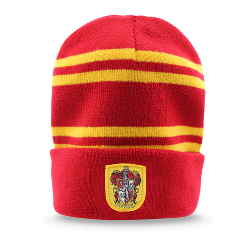 Set of 3 Gryffindor Beanies (red) - Classic Edition