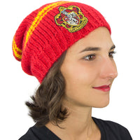 Gryffindor Slouchy Beanie red women Harry Potter