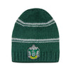 Slouchy Knitted Beanie Slytherin