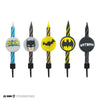 Batman Birthday Candles (Set of 10)
