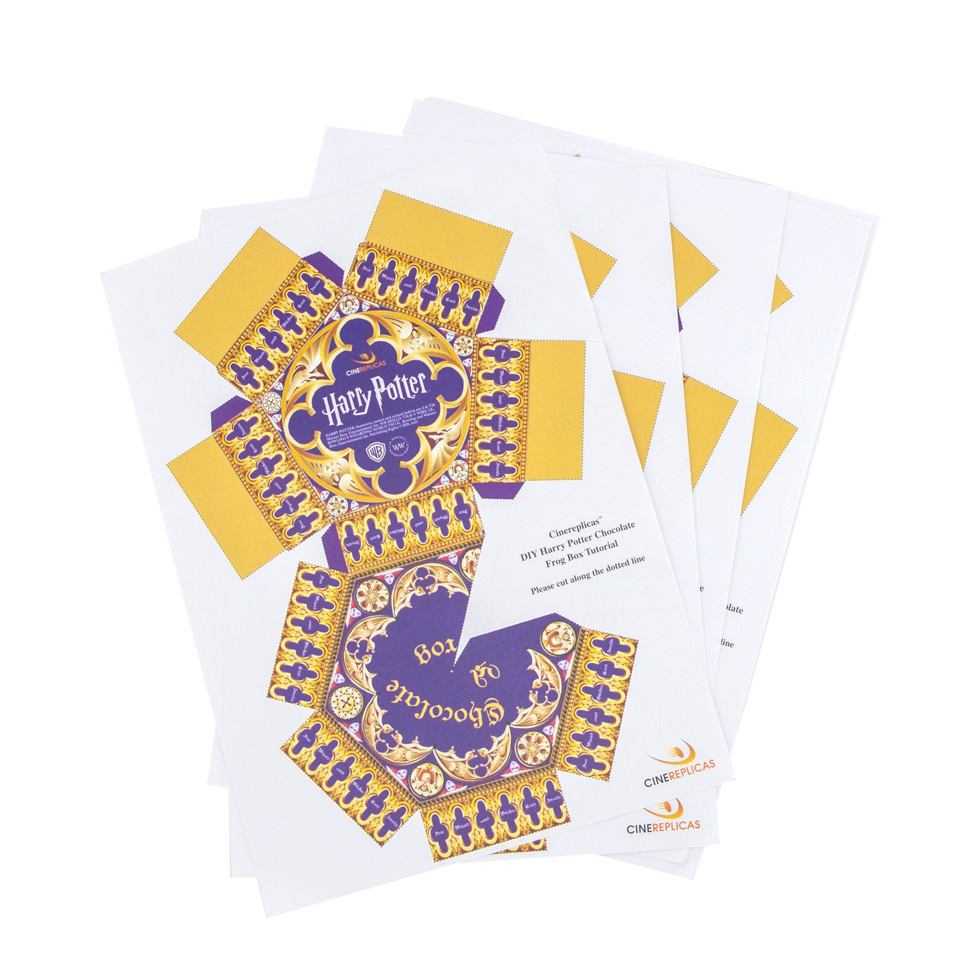 image relating to Printable Chocolate Frog Cards named Harrry Potter Chocolate Frog Mould + 8 Do-it-yourself bins