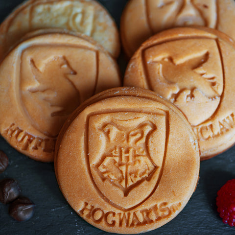 Harry Potter Hogwarts Houses Interchangeable Cookie Stamps (Set of 5)