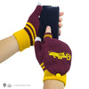 Gryffindor fingerless gloves harry potter