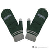 Slytherin fingerless gloves harry potter
