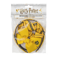Hufflepuff Hair Accessories set - Classic