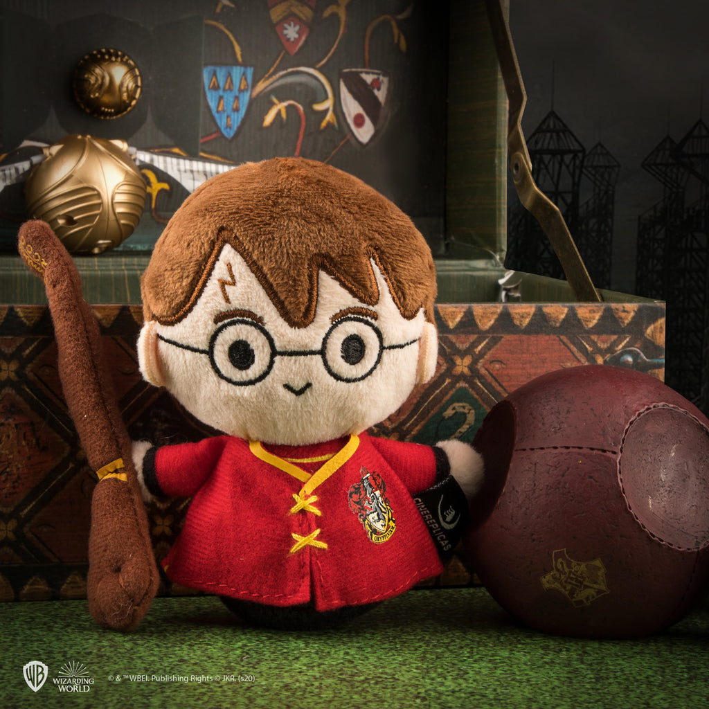 Plush Keyring - Harry Potter Quidditch
